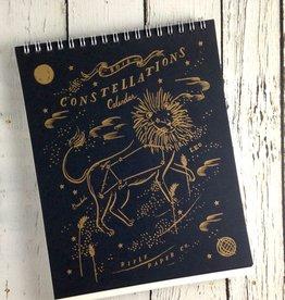 2018 Constellations Calendar