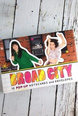 Broad City! Pop-Up Notecards