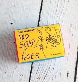Kurt Vonnegut's And Soap It Goes