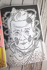 Thrill Murray Bill Murray Coloring Books