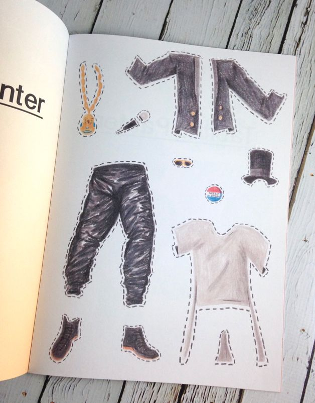 Dressing The Yeezy Way Kanye West Coloring Book