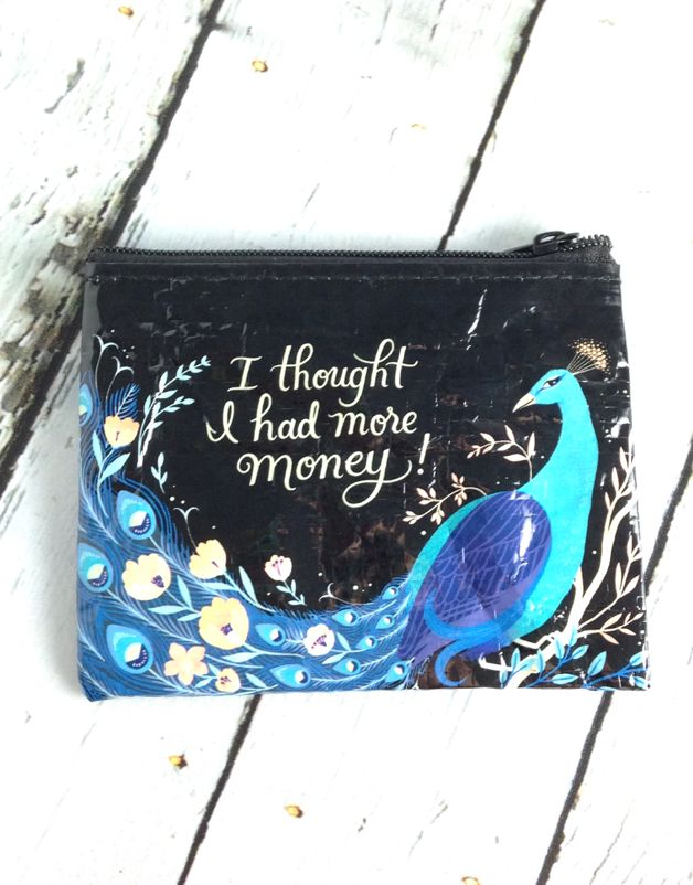 I Thought I Had Money Coin Purse