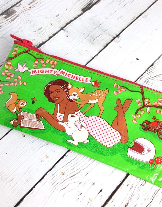 Mighty Michelle Pencil Case