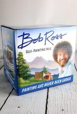 Bob Ross Self-Painting Mug