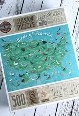 Birds of North America Puzzle