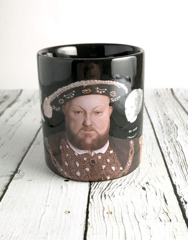 Henry the VIII Mug