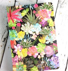 Succulent Paradise Coptic-Bound Journal
