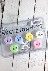 Skeleton Key Caps