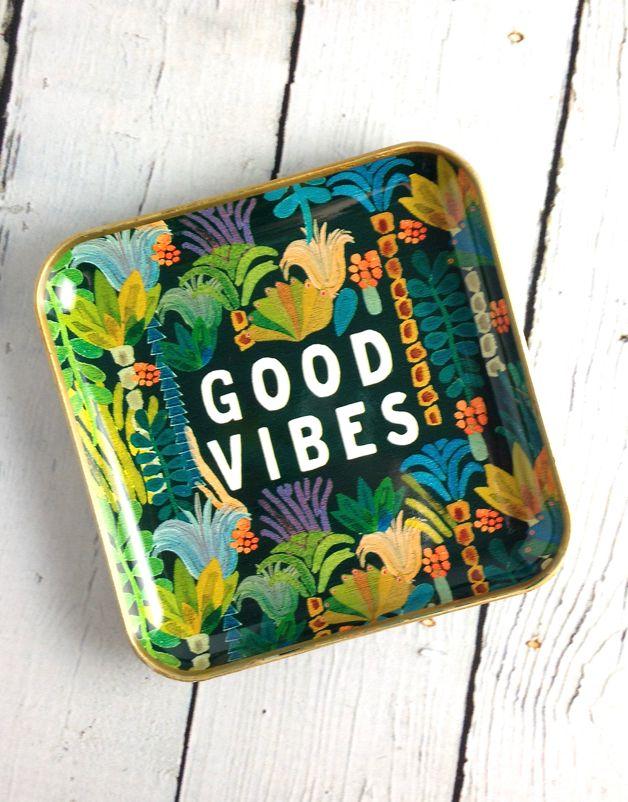 Good Vibes Catchall Tray