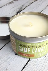 S'mores Camp Tin Candle