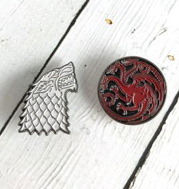 Twin Pins: Game of Thrones