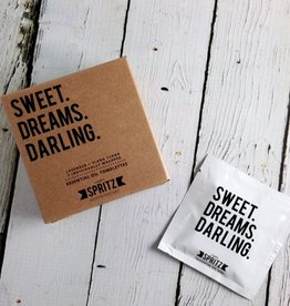 Sweet Dreams Darling (Lavender, Ylang Ylang) Towelettes 7 Day Box