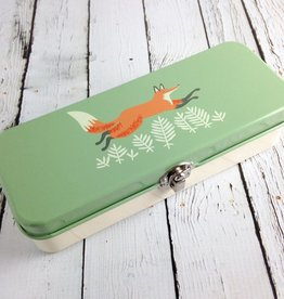 Hill and Dale Pencil Box