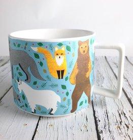 Woodland Alliance Designer Mug
