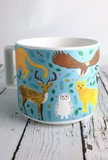 Woodland Alliance Designer Mug