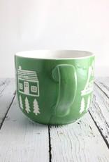 Wild and Free Latte Mug
