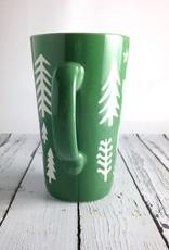 Wild and Free Tall Mug 18oz