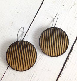 Splice Earrings by Molly M. Designs