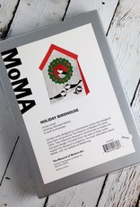 MOMA Pop-Up Holiday Birdhouse Set of 8 Cards