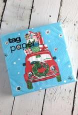 Whimsy Car Paper Napkins