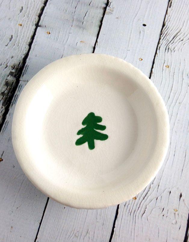 Decorative Tree Plate