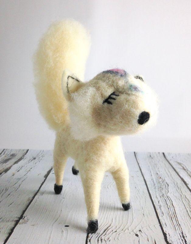 Wool Fox
