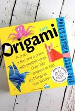 Origami 2018 Daily Desk Calendar