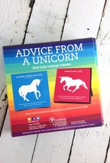 2018 Advice From A Unicorn Daily Desk Calendar