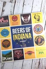 2018 Beers of Indiana Calendar