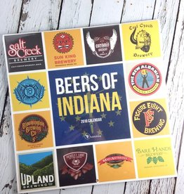 2018 Beers of Indiana Calendar