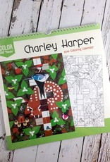 2018 Charley Harper Coloring Calendar