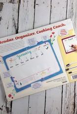 The Kitchen Companion Page a Week 2018 Calendar