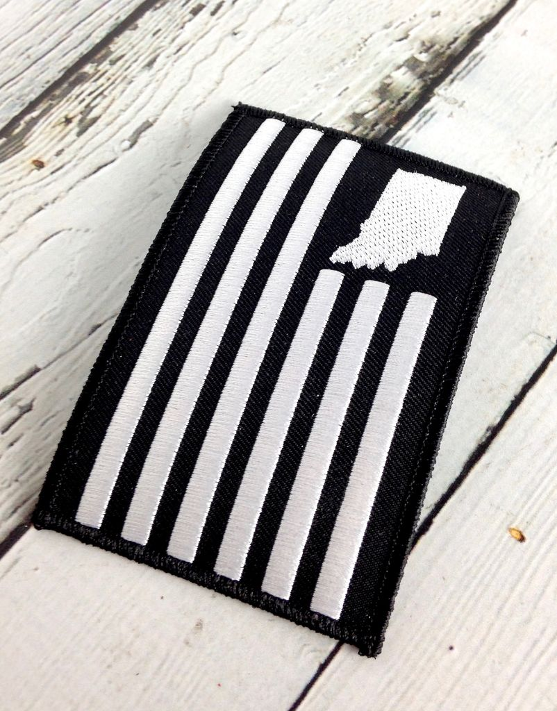USI Flag Patch