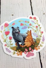 Pet Pal Stickers By Bee Kind