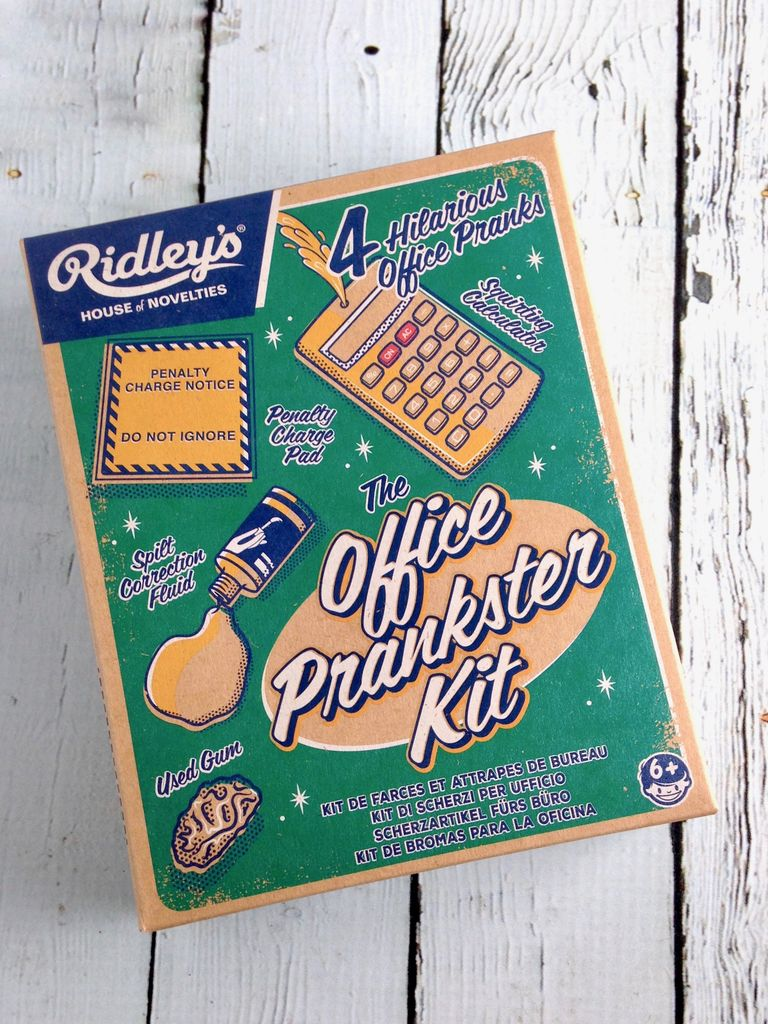 The Office Prankster Kit