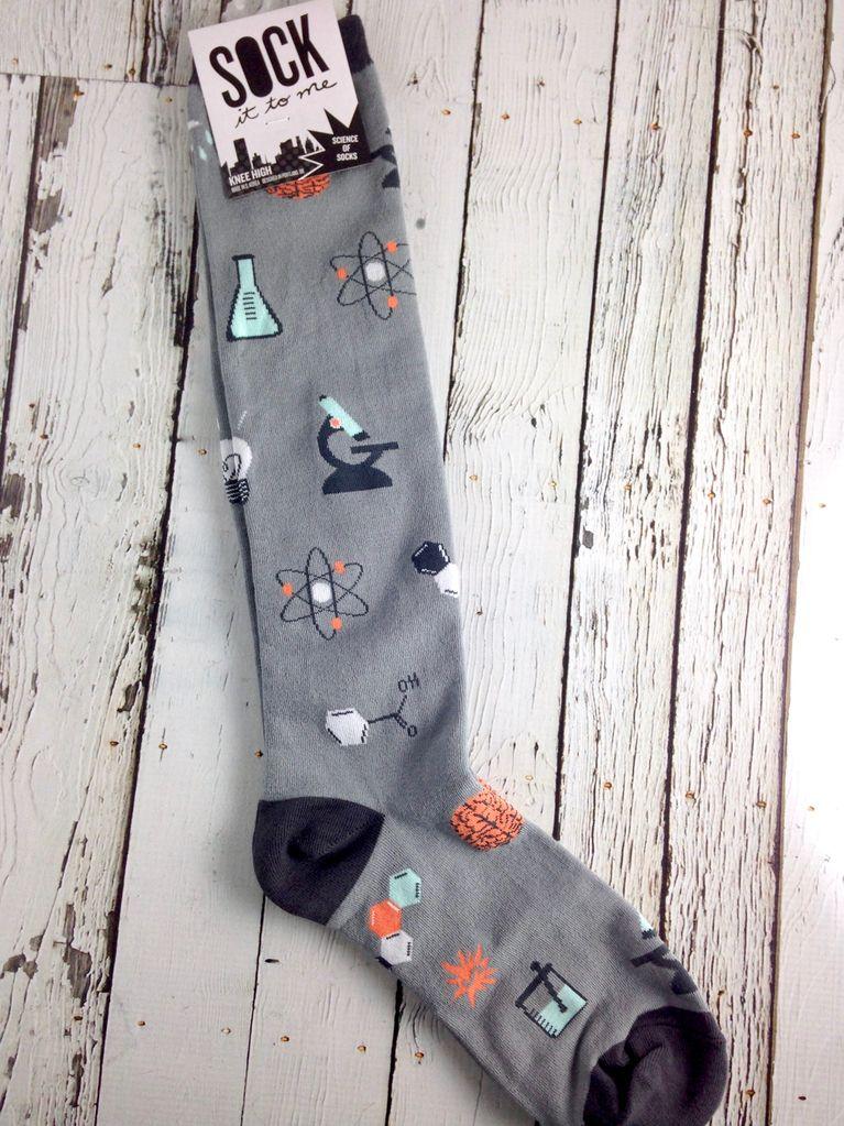 Science Of Socks Knee High Socks