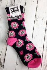 Cat Buds Women's Crew Socks