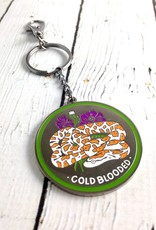 Cold Blooded Keychain