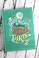 Volume 2! Good Night Stories for Rebel Girls: 100 tales of extraordinary women