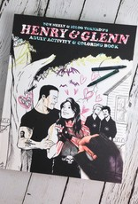 Henry & Glenn Adult Activity and Coloring Book