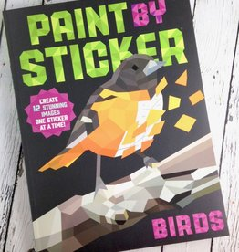 Paint by Sticker Birds