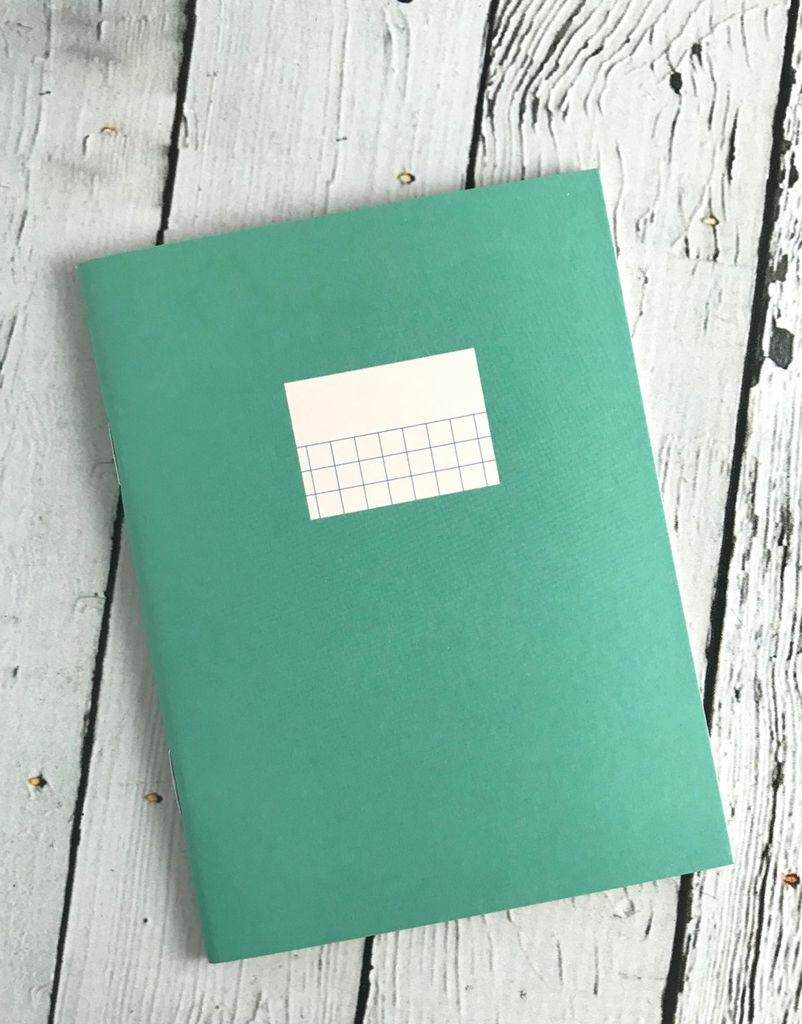 Seagreen Mini Notes
