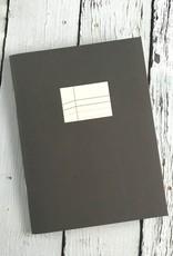 Dark Brown Mini Note