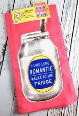 Romantic Walks Dish Towel