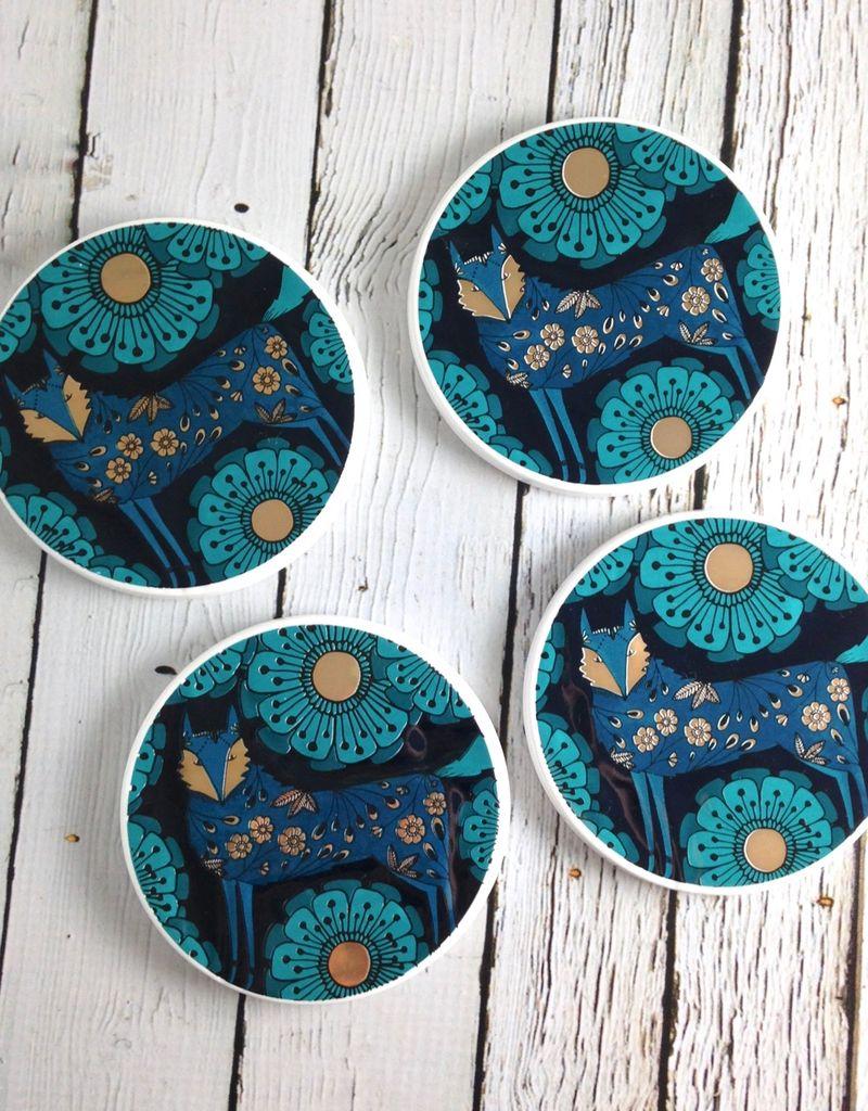 Birdland Coasters