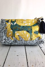 Birdland Pencil Cosmetic Bag