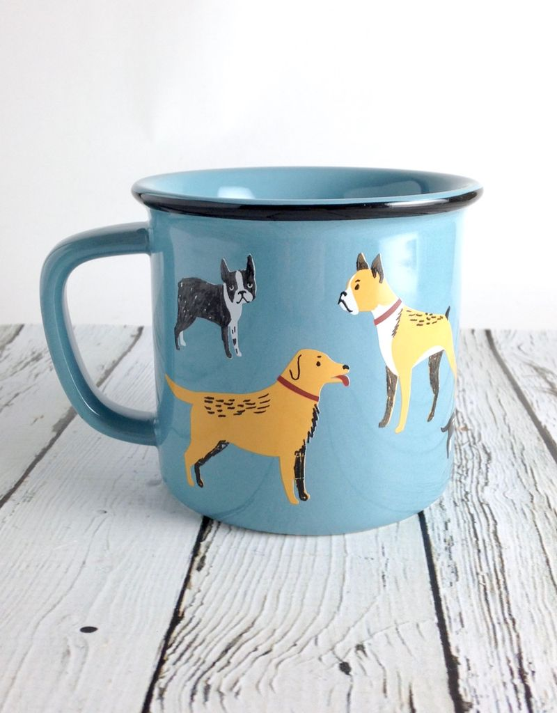 Dog Days Heritage Mug