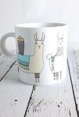 Llamarama Short Mug
