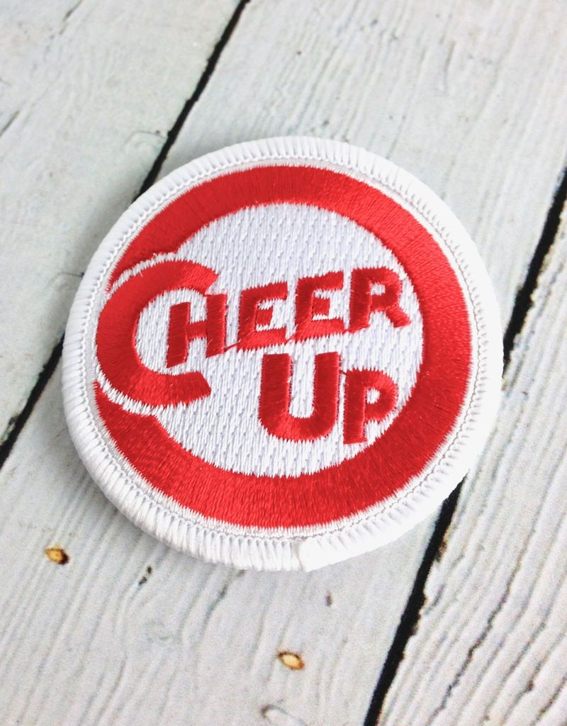 Cheer Up Patch