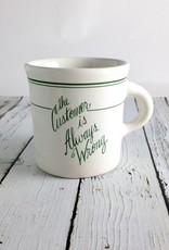 Customer is Wrong Mug